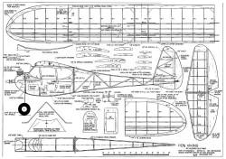 Viking Scaled 110 model airplane plan