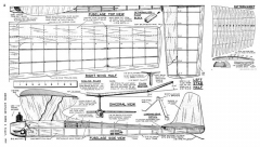 Vixen-MAN-08-49 model airplane plan