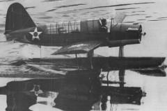 Vought OS2U-1 Kingfisher model airplane plan