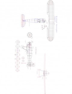 WESTLAND INTERCEPTOR Model 1 model airplane plan