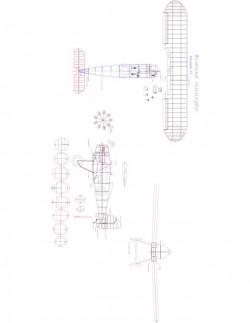 WESTLAND INTERCEPTOR Model 1 model airplane plan