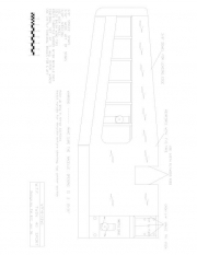 WTF40-3 Model 1 model airplane plan