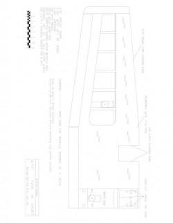 WTF40-3 Model 1 model airplane plan