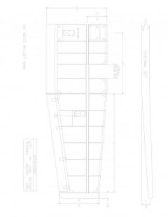 WTF40-4 Model 1 model airplane plan
