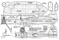 Wee Bipe-MAN-07-49 model airplane plan