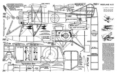 Westland N17 Wherry model airplane plan