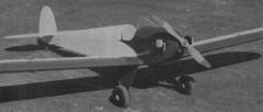 Wimpy model airplane plan