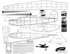Windsor model airplane plan
