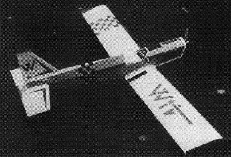 Wit model airplane plan