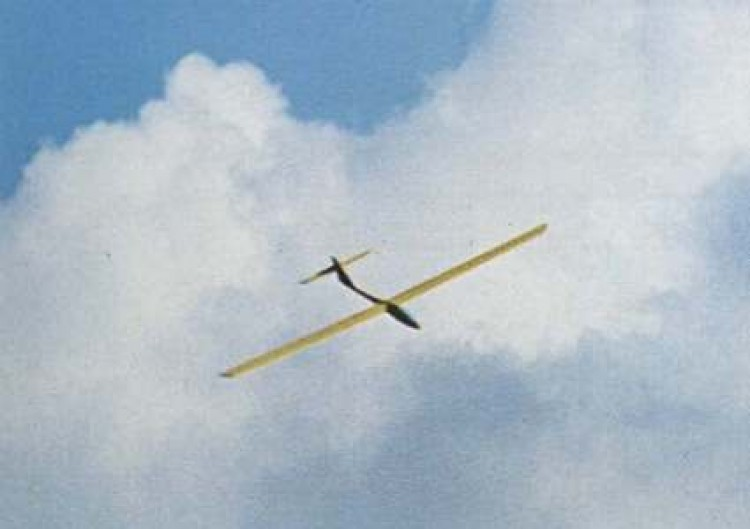 Xingu model airplane plan