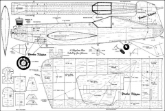 Yankee Klipper UC model airplane plan