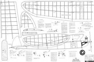 Zeek model airplane plan