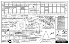Zilch Pee Wee model airplane plan