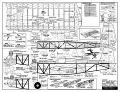 Zilch Super model airplane plan