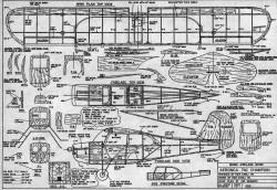 Aeronca 7AC Champion model airplane plan