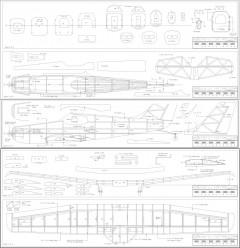 Agmaster Model model airplane plan