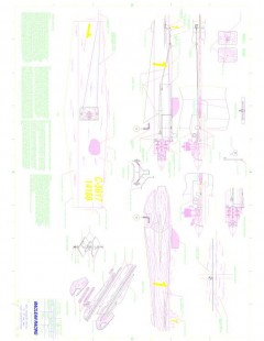 argspcl2R14 Layout1 1 model airplane plan