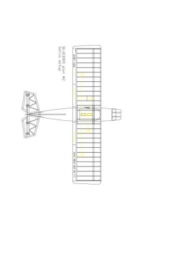 bb2 Model 1 model airplane plan
