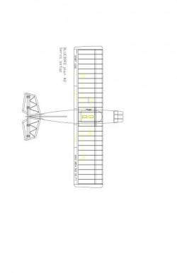 bb2 Model 1 model airplane plan