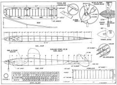 Beaumont Sticker p1 model airplane plan