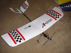 BLT parkflyers model airplane plan