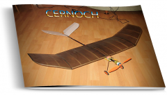 CERNOCH model airplane plan