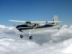 Cessna 180  Sterling. model airplane plan
