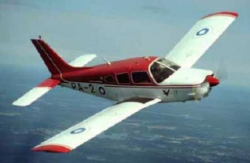 Cherokee Arrow 200 model airplane plan