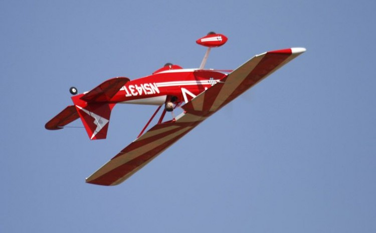 Citabria Pro model airplane plan