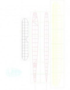 CLIMBER Model 1 model airplane plan
