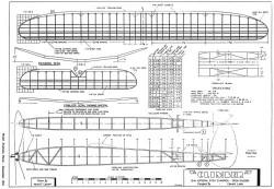 Climber p1 model airplane plan