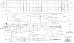 Cloud Snooper model airplane plan