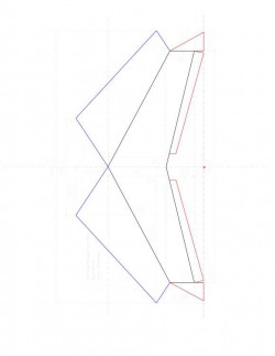 dAzi4-layout1 model airplane plan