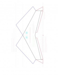 dAzi4-layout2 model airplane plan