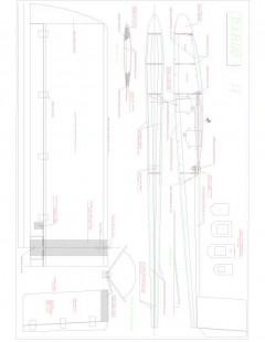DARDO Model 1 model airplane plan