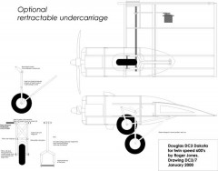 dc37 model airplane plan