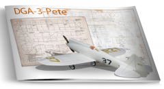 DGA-3-Pete model airplane plan