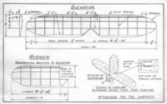 duplexp3 model airplane plan