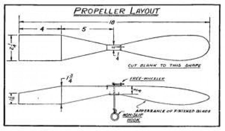 duplexp5 model airplane plan