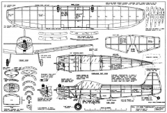 emeraude model airplane plan