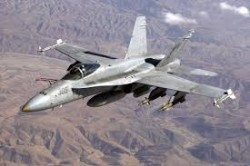 F-18 Electric model airplane plan