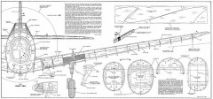 Fairchild PT-19 jetco model airplane plan