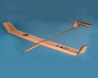 FCW 2 model airplane plan