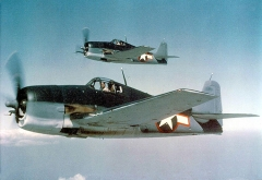 Grumman F6F Hellcat model airplane plan