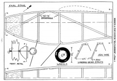 hiclp1 model airplane plan