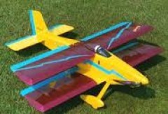 Hot Kanary model airplane plan