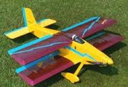 Hot Kanary model airplane plan