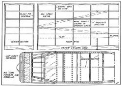howardp3 model airplane plan