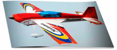 KATANA - X model airplane plan