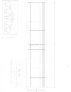 ltduty4003 Model 1 model airplane plan